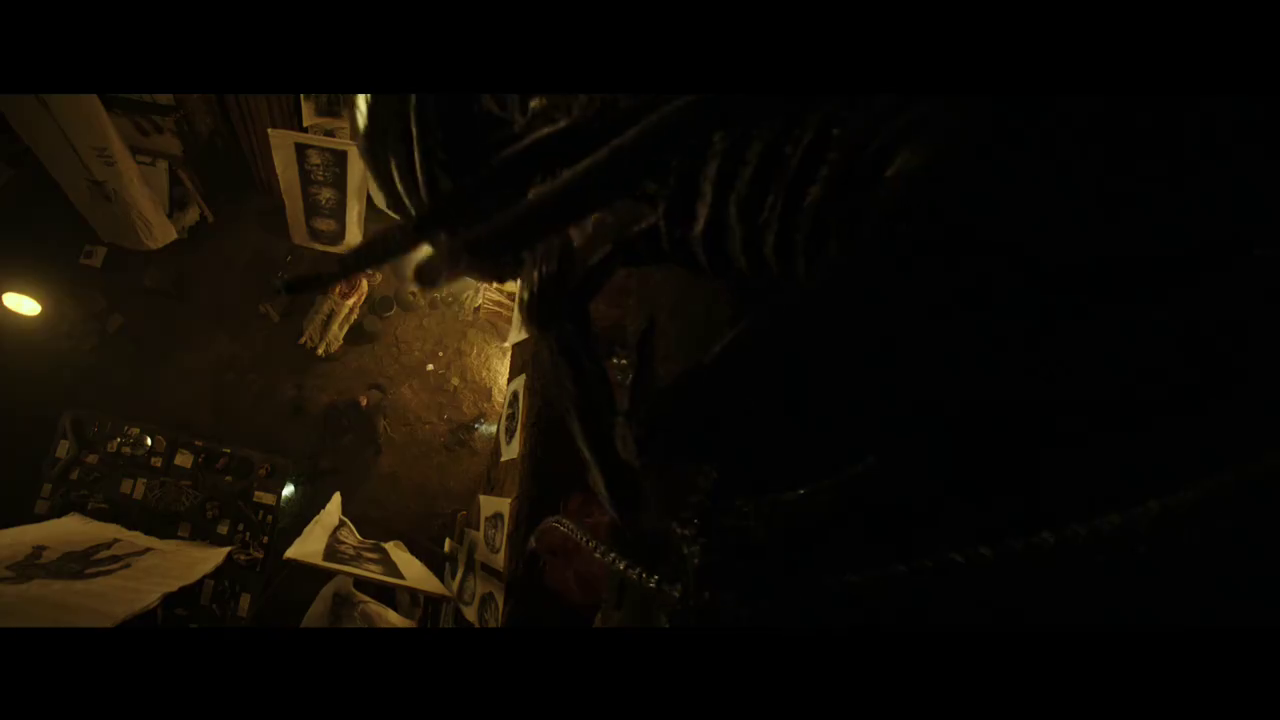 neomorphs and xenomorphs unleashed in new alien covenant